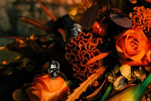 Halloween Gothic Wedding Creative Shoot (c) Veil & Gun Photography (5)