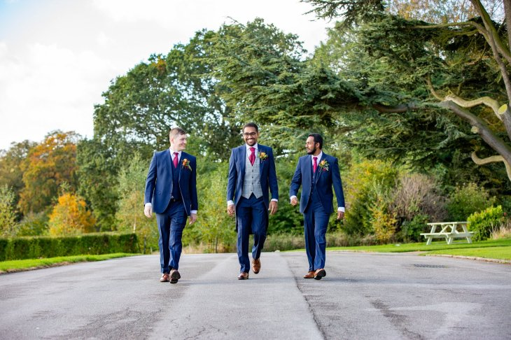 A Multicultural Autumn Wedding in Yorkshire (c) AD Photography (10)