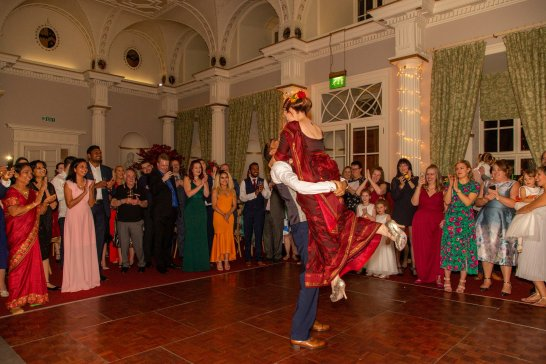 A Multicultural Autumn Wedding in Yorkshire (c) AD Photography (99)