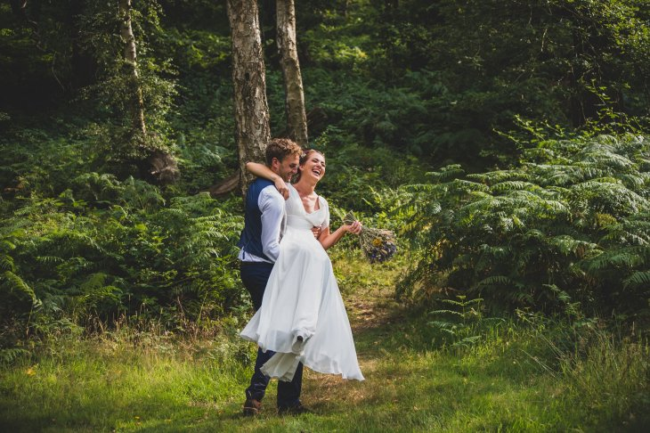 A Rustic Wildflower Micro Wedding (c) Weddings By Foyetography (27)
