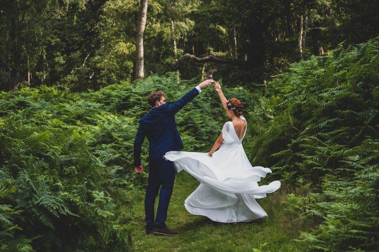A Rustic Wildflower Micro Wedding (c) Weddings By Foyetography (30)