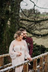 A Christmas Wedding Shoot at Ponden Mill (c) Aaron Baxter Photography (30)
