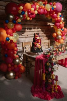 A Neon Wedding Shoot at Tower Hill Barns (c) Babs Boardwell Wedding Photography (20)