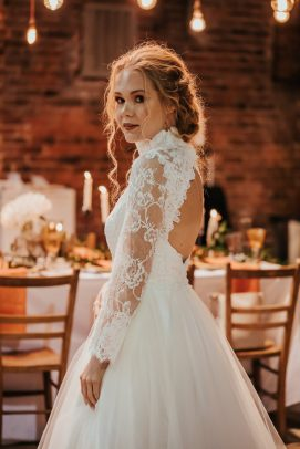 An Elegant Orange Wedding Styled Shoot (c) Your Choice Photography (19)