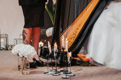 An Elegant Orange Wedding Styled Shoot (c) Your Choice Photography (30)