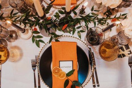 An Elegant Orange Wedding Styled Shoot (c) Your Choice Photography (8)