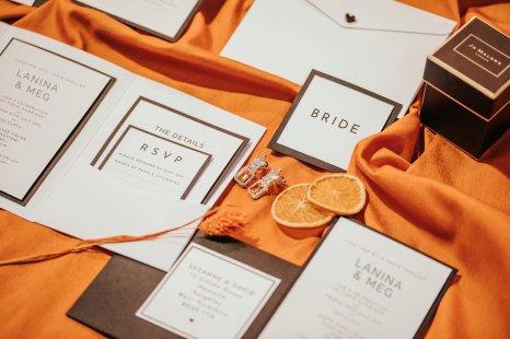 An Elegant Orange Wedding Styled Shoot (c) Your Choice Photography (9)