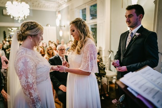 An Elegant Wedding at Didsbury House Hotel (c) Lee Brown Photography (52)