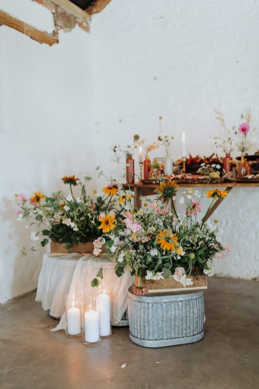 Rustic Wedding Styled Shoot at Woolas Barn (c) Sarah Beth Photography (18)