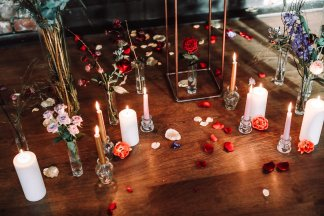 A Colourful Bridal Fashion Shoot at Deighton Lodge (c) Sasha Lee Photography (25)