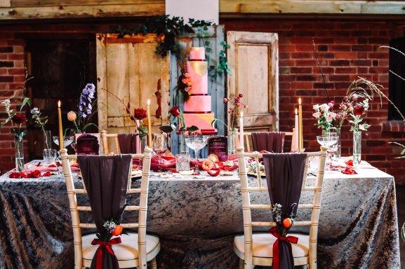 A Colourful Bridal Fashion Shoot at Deighton Lodge (c) Sasha Lee Photography (7)
