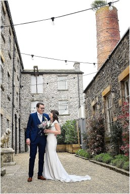 A Stylish Wedding at Holmes Mill (c) Jules Fortune Photography (77)