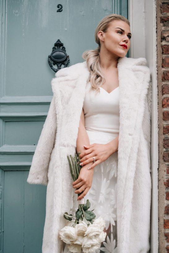 A Chic Winter Elopment in York (c) Rebecca Kerr Photography (15)