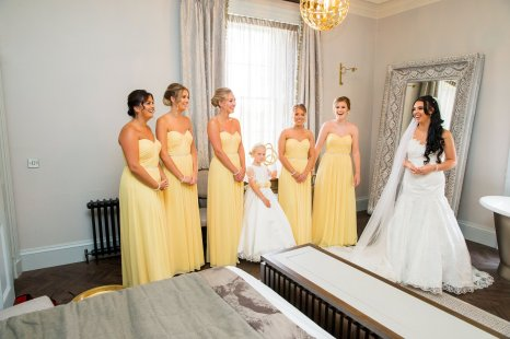 A Lemon Yellow Wedding at Saltmarshe Hall (c) Ray & Julie Photography (21)