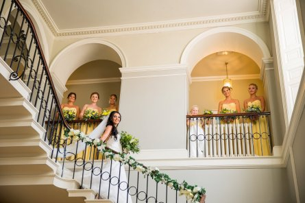 A Lemon Yellow Wedding at Saltmarshe Hall (c) Ray & Julie Photography (28)
