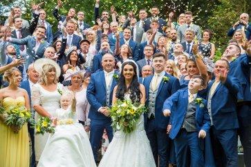 A Lemon Yellow Wedding at Saltmarshe Hall (c) Ray & Julie Photography (52)