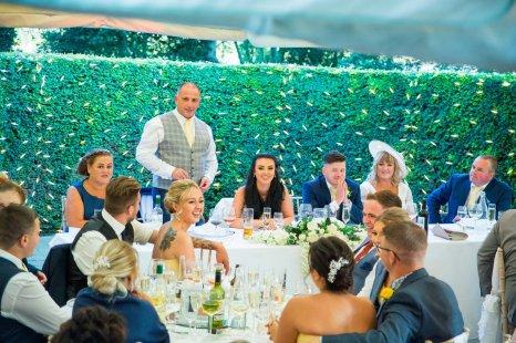 A Lemon Yellow Wedding at Saltmarshe Hall (c) Ray & Julie Photography (75)