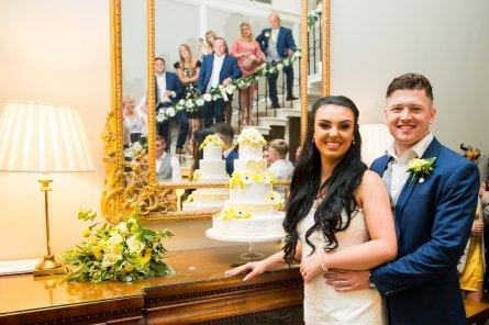 A Lemon Yellow Wedding at Saltmarshe Hall (c) Ray & Julie Photography (89)