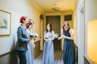 An Intimate Wedding at Gray's Court York (c) Amy Jordison Photography (31)