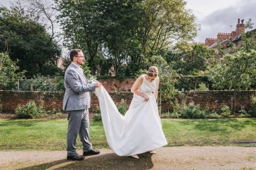 An Intimate Wedding at Gray's Court York (c) Amy Jordison Photography (60)
