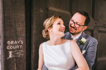 An Intimate Wedding at Gray's Court York (c) Amy Jordison Photography (61)
