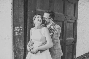 An Intimate Wedding at Gray's Court York (c) Amy Jordison Photography (62)