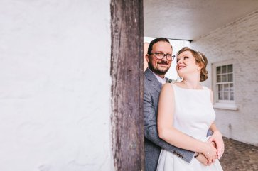 An Intimate Wedding at Gray's Court York (c) Amy Jordison Photography (63)