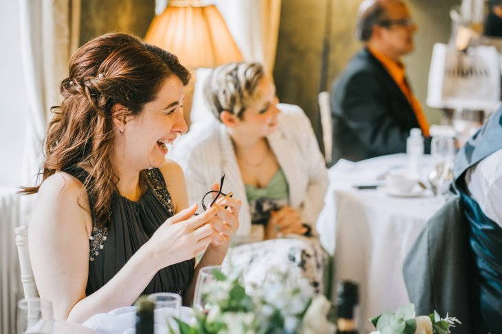 An Intimate Wedding at Gray's Court York (c) Amy Jordison Photography (91)