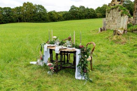 A Bridal Fashion Shoot at Low Friarside Farm (c) Amelia Jacob Photography (11)