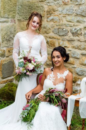 A Bridal Fashion Shoot at Low Friarside Farm (c) Amelia Jacob Photography (24)