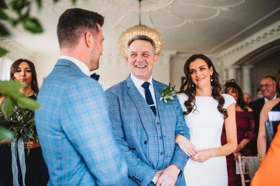 A Modern Boho Wedding at Eaves Hall (c) Sarah Maria Photography (29)