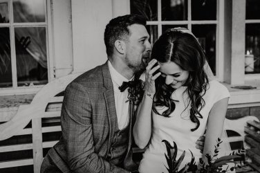 A Modern Boho Wedding at Eaves Hall (c) Sarah Maria Photography (37)