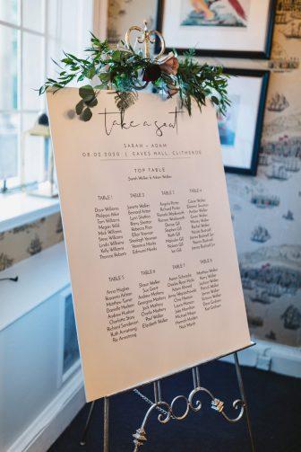 A Modern Boho Wedding at Eaves Hall (c) Sarah Maria Photography (40)