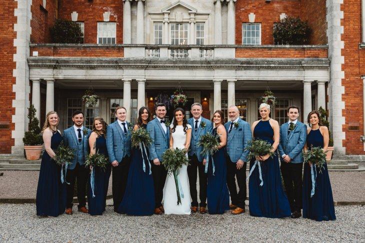 A Modern Boho Wedding at Eaves Hall (c) Sarah Maria Photography (53)