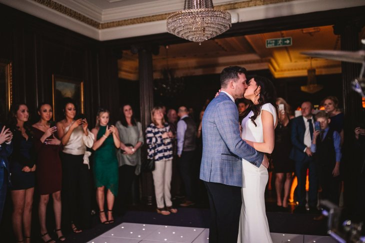 A Modern Boho Wedding at Eaves Hall (c) Sarah Maria Photography (87)