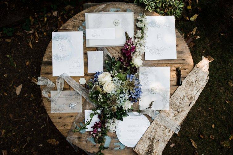 Waterside boho wedding shoot at Damflask Reservoir (c) Fox Moon Photography (27)
