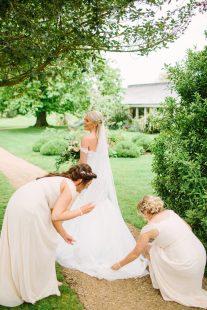 A Pretty Spring Wedding at Newton Hall (c) LSM Photography (33)