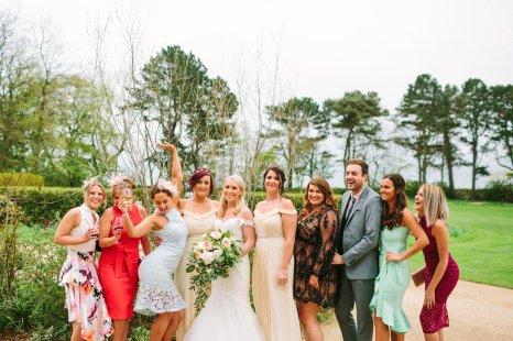 A Pretty Spring Wedding at Newton Hall (c) LSM Photography (61)