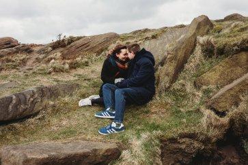 Lizzie & Warren Peak District Engagement (c) Kirstie Garlick Photography (14)