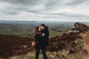 Lizzie & Warren Peak District Engagement (c) Kirstie Garlick Photography (27)