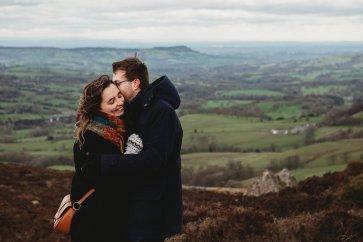 Lizzie & Warren Peak District Engagement (c) Kirstie Garlick Photography (33)