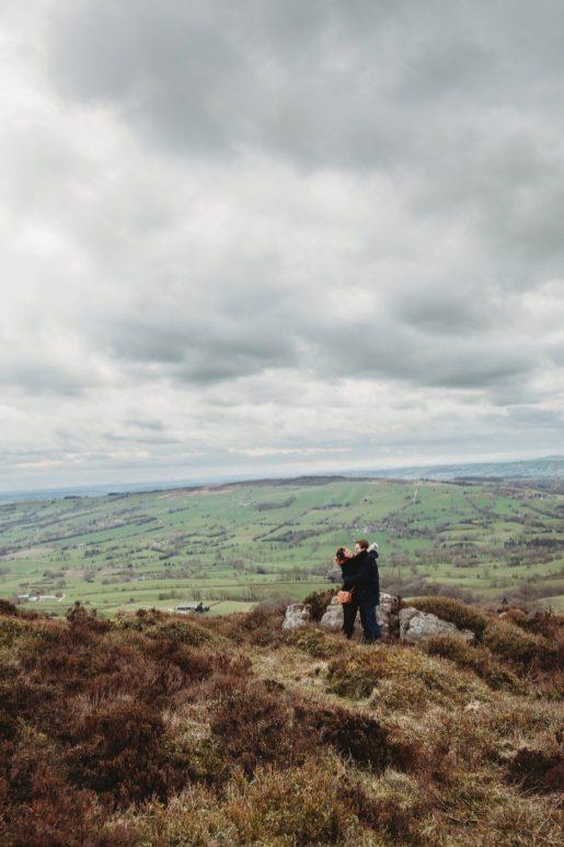 Lizzie & Warren Peak District Engagement (c) Kirstie Garlick Photography (6)