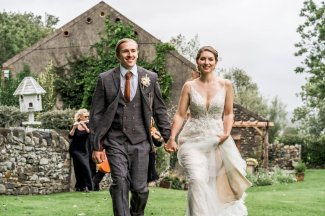 Rustic Wedding Inspiration Low Hall The Lakes (c) Jaye Peg Photography (23)