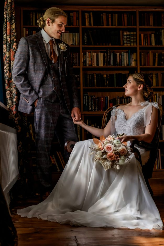 Rustic Wedding Inspiration Low Hall The Lakes (c) Jaye Peg Photography (6)