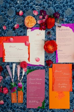 A Colourful Wedding Shoot (c) Josey Grace Photography (49)