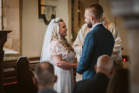 A Rustic Wedding In Loversall (c) Hannah Brooke Photography (33)