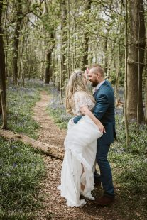 A Rustic Wedding In Loversall (c) Hannah Brooke Photography (78)
