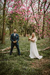 A Rustic Wedding In Loversall (c) Hannah Brooke Photography (80)
