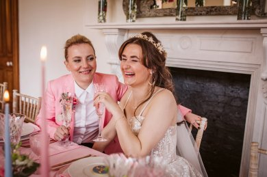 Romantic Wedding Styled Shoot at Thicket Priory (c) Hannah Brooke Photography (34)