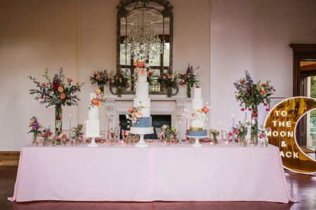 Romantic Wedding Styled Shoot at Thicket Priory (c) Hannah Brooke Photography (40)